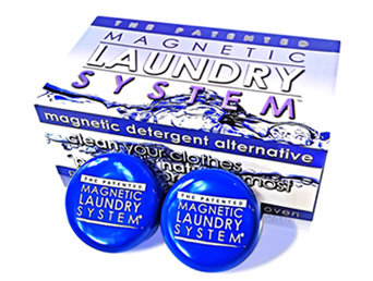 Patented Magnetic Laundry System  No More Laundry Detergent